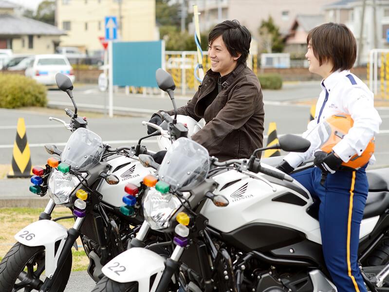 写真:大型二輪 安心プラン(普通二輪MT免許所持)【5月入校】