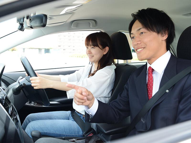 写真:普通車AT 標準プラン【10月入校】